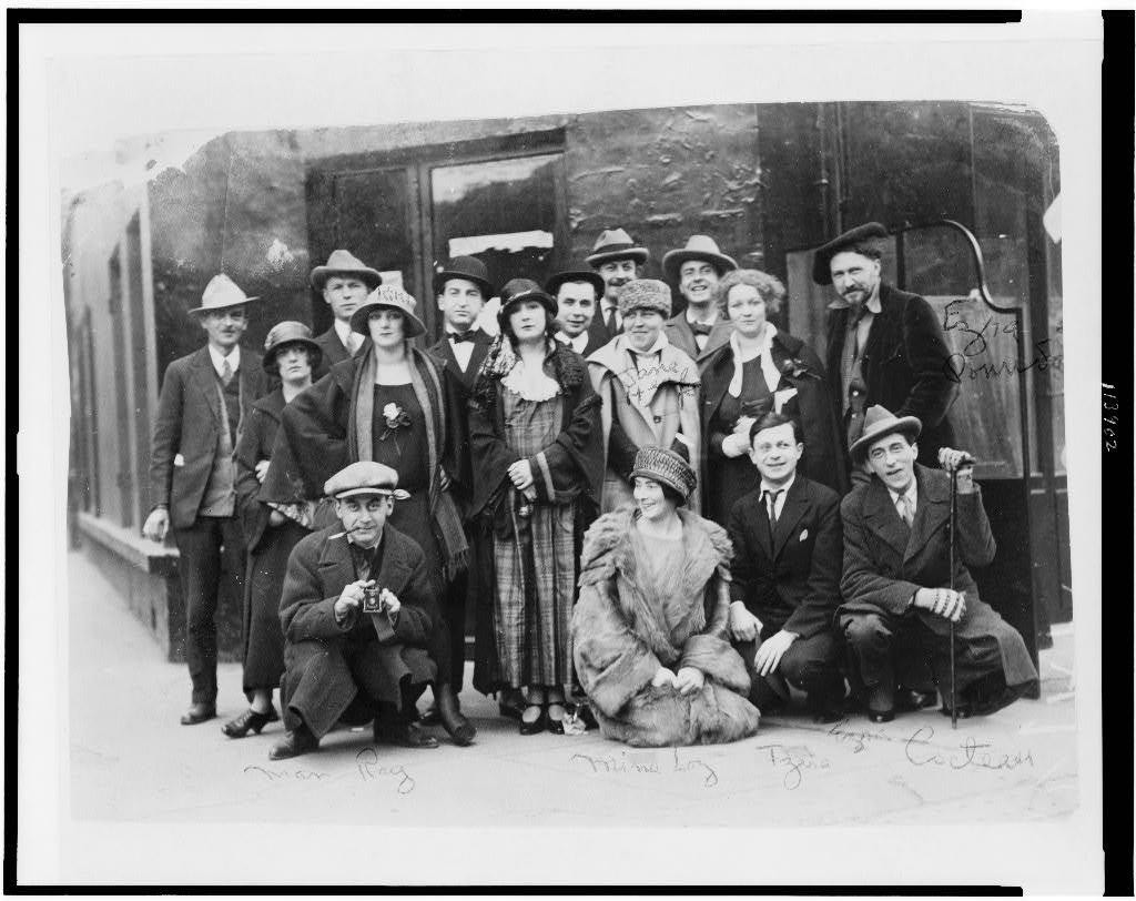 Dada-group-1921