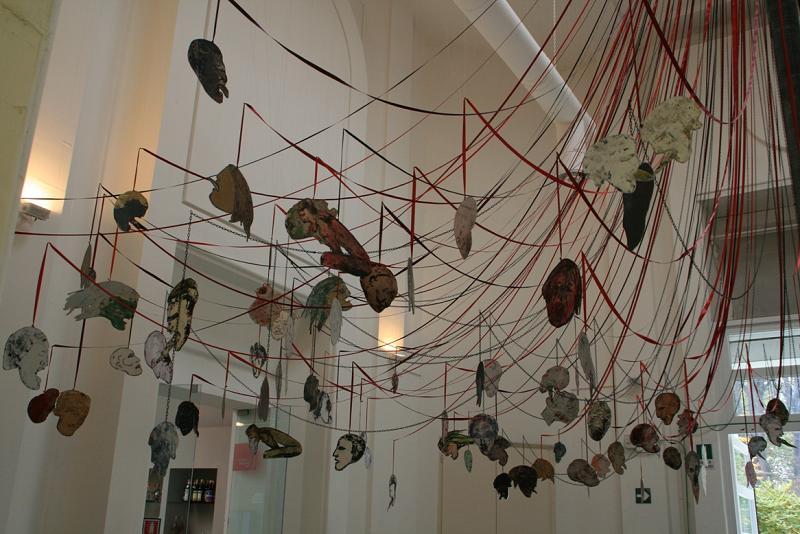 instalacion Bienal Venecia