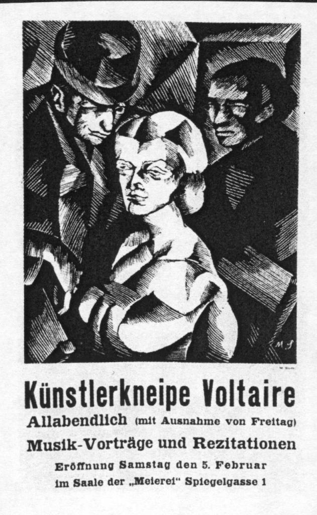 kunstlerkneipevoltaire1916